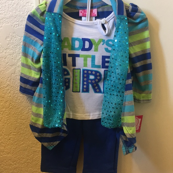 2571994df1fa Adorable Daddy s Little Girl set.